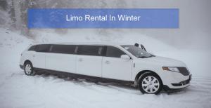winter limo rental in edmonton
