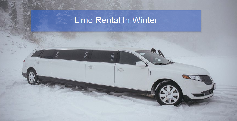 winter limo rental in edmonton
